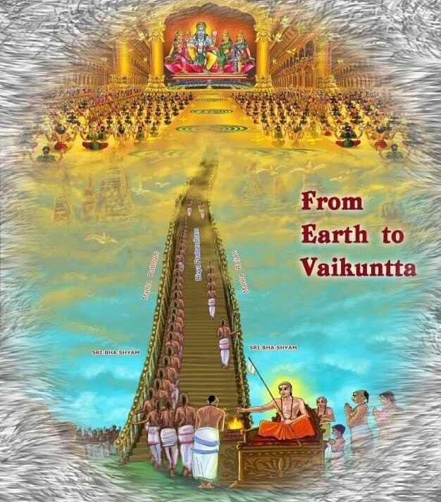 Ekadasi – SRIVAISHNAVAM – A Path to Srivaikundam